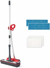 Polti Moppy Red Floor Cleaner with Steam,