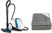 Polti Vaporetto Smart 100B Steam Cleaner with Pack