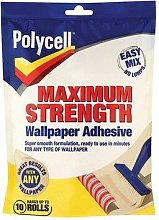Polycell 5143838 Maximum Strength Wallpaper