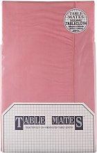 Polycotton Plain Tablecloth Symple Stuff Colour: