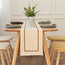Polyester Household Square Small Floral Table