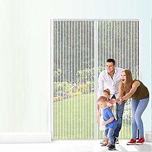 Polyester Sliding Door Mesh Curtain, for Anti