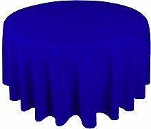 Polyester Tablecloth 90'' Home Decor