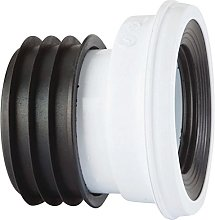 Polypipe SK46 110 mm Kwickfit Offset Pan