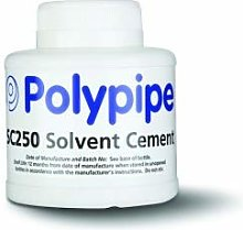 Polypipe Solvent Cement 250ml SC250