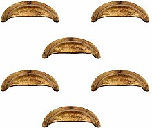 Pomoline A374-1 Handle Pull, Pack of 6