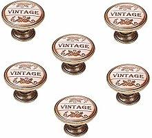 Pomoline PART-A670-1-3 Vintage Furniture Knob