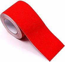 PONDWAY Red Anti-Slip Safety Tape, Anti Slip Grip
