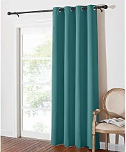 PONY DANCE Bedroom Blackout Curtain - Thermal