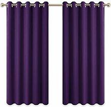 PONY DANCE Bedroom Blackout Curtains - Décor