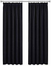 PONY DANCE Blackout Curtains Draperies - Light