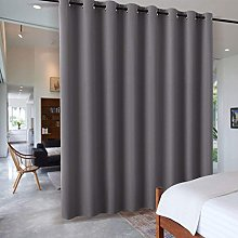PONY DANCE Curtain for Living Room - Privacy