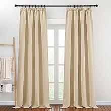PONY DANCE Curtain for Room Darkening - (W 55 inch