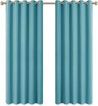 PONY DANCE Curtains for Living Room - Home Decor