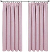 PONY DANCE Nursery Window Curtain - Pencil Pleated