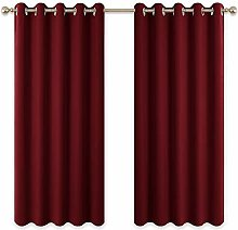 PONY DANCE Thermal Blackout Curtain - Home Decor