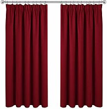 PONY DANCE Window Blackout Curtains - Decorative