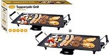 PonZE 2000W Electric Teppanyaki Table Grill