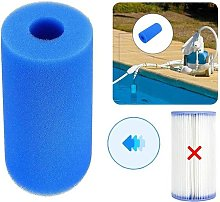 Pool filter, 3 sizes of reusable/washable pool