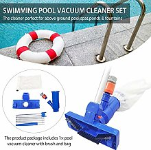 Pool Hoover Vacuum Pool Cleaning Kit Hot Tub
