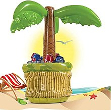 Pool Toys Inflatable Palm Tree Cooler, Inflatable