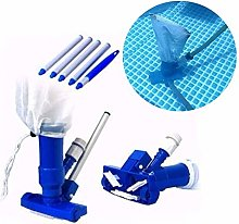 Pool Vacuum Cleaner, Pool Cleaner Kit,Portable