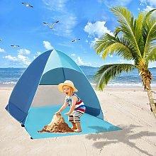 Pop Up Beach Mussel, Super Lightweight Auto Beach
