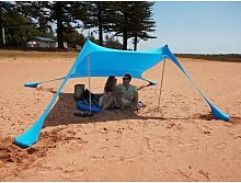 Pop Up Beach Tent UV Protection Sun Shelter