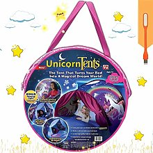 Pop Up Bed Tent, Bed Tent KidsPlayTents,Foldable