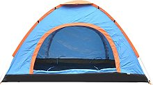 Pop-Up Camping Tent - 2-3 Man Camping Tent Dome