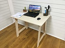 Pop up homeworker/student desk with tool-free