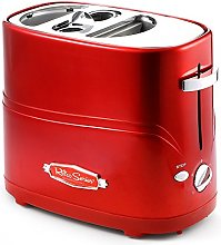 Pop-up Hot Dog Toaster Bread Maker with Tong