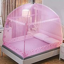 Pop Up Mosquito Net Folding Bed Tent Bed Canopy