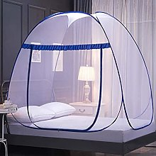 Pop Up Mosquito Net Tent Bed Canopy Portable