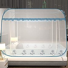 Pop-Up Mosquito Net Tent Canopy for Beds, Crib