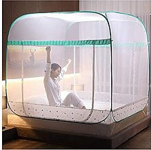 Pop Up Mosquito Net Tent for Twin To King Size Bed