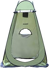 Pop Up Pod Portable Tent Camping Shower Tent