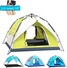 Pop Up Tent 2 3 4 Man Camping Tent Traveling