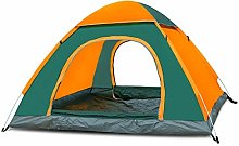 Pop Up Tent,For 3-4 Man.The Easy-To-Carry