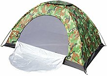 Pop-Up Tents Tent Green Camouflage Single With