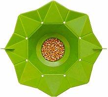 Popcorn Bowl - Silicone Popcorn Bowl Home