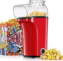 Popcorn Maker 1400W, Hot Air Popcorn Maker Machine