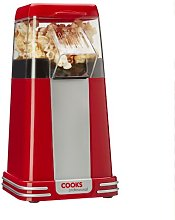 Popcorn Maker Cooks Professional Colour: Red