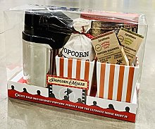 Popcorn Maker Gift Set Perfect for Movie Nights