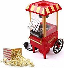 Popcorn Maker Machine Cart Attractive Retro
