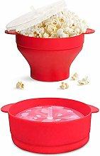 Popcorn Maker Microwave Popcorn Popper with