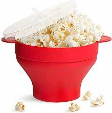 Popcorn Maker, Microwave Silicone Popcorn Popper