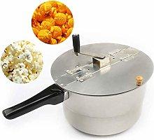 Popcorn Maker Stovetop Pop Popcorn Popper Hand