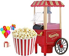 Popcorn Popper Machine for Home, 1100W Hot Air