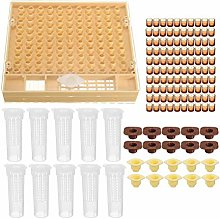 POPETPOP Bee queen rearing cup kit system bee
